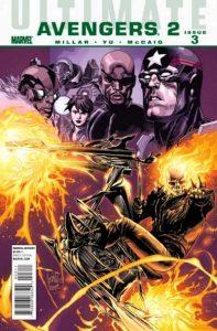Ultimate Avengers #9 (2010)