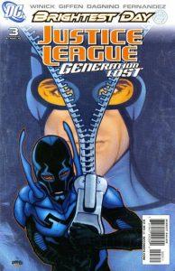 Justice League: Generation Lost #3 (2010)