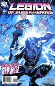 Legion of Super-Heroes #2 (2010)
