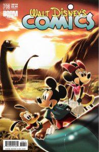 Walt Disney's Comics and Stories #708 (2010)