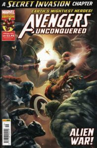 Avengers Unconquered #19 (2010)
