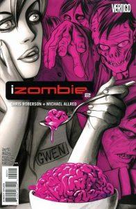 I, Zombie [iZombie] #2 (2010)