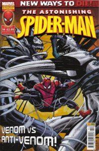Astonishing Spider-Man #14 (2010)