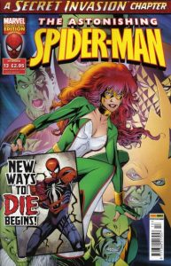 Astonishing Spider-Man #13 (2010)