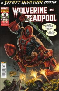 Wolverine and Deadpool #7 (2010)