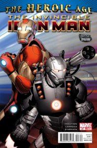 Invincible Iron Man #27 (2010)