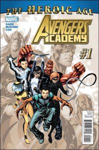 Avengers Academy #1 (2010)