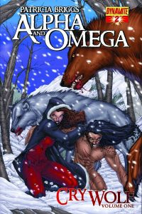 Patricia Briggs' Alpha and Omega Cry Wolf Volume One #2 (2010)