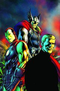 Avengers Prime #1 (2010)