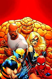 New Avengers #1 (2010)