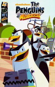 Penguins of Madagascar #1 (2010)