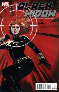 Black Widow #4 (2010)