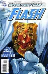 The Flash #4 (2010)