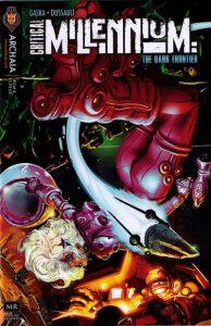 Critical Millennium: The Dark Frontier #2 (2010)