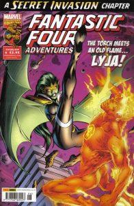 Fantastic Four Adventures #6 (2010)