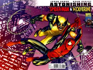 Astonishing Spider-Man & Wolverine #1 (2010)