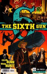 The Sixth Gun #2 (2010)