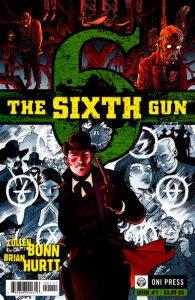 The Sixth Gun #1 (2010)