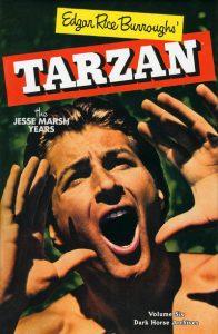 Edgar Rice Burroughs' Tarzan: The Jesse Marsh Years #6 (2010)