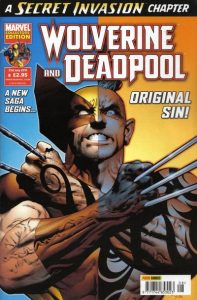 Wolverine and Deadpool #8 (2010)