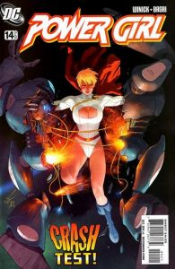 Power Girl #14 (2010)