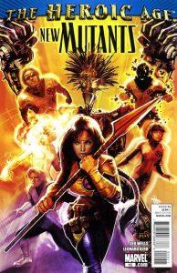 New Mutants #15 (2010)
