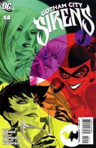 Gotham City Sirens #14 (2010)