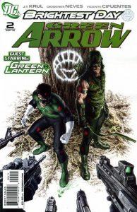 Green Arrow #2 (2010)