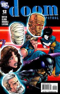 Doom Patrol #12 (2010)
