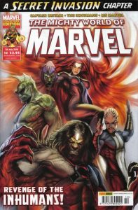 The Mighty World of Marvel #10 (2010)