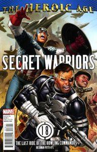 Secret Warriors #18 (2010)