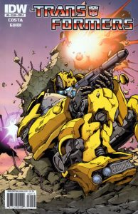 The Transformers #9 (2010)