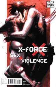 X-Force: Sex and Violence #1 (2010)