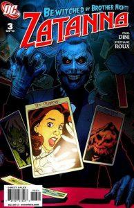 Zatanna #3 (2010)