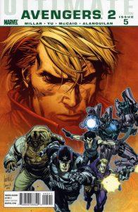 Ultimate Avengers #11 (2010)
