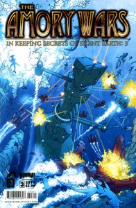 The Amory Wars in Keeping Secrets of Silent Earth: 3 #3 (2010)