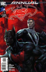 Superman / Batman Annual #4 (2010)