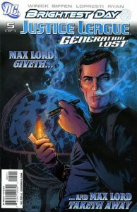 Justice League: Generation Lost #5 (2010)