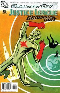 Justice League: Generation Lost #6 (2010)