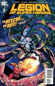 Legion of Super-Heroes #3 (2010)
