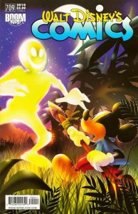 Walt Disney's Comics and Stories #709 (2010)