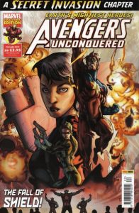 Avengers Unconquered #20 (2010)