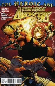 New Avengers #2 (2010)