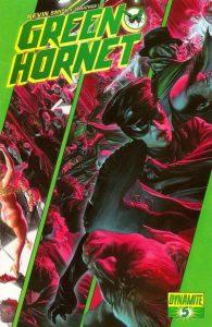 Green Hornet #5 (2010)