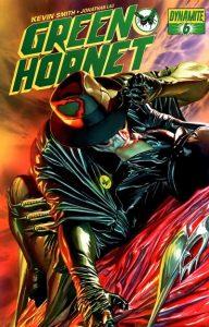 Green Hornet #6 (2010)