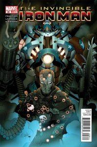 Invincible Iron Man #28 (2010)