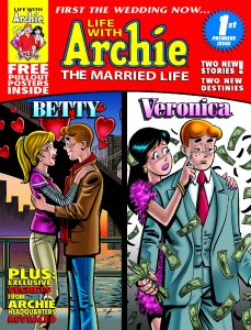 Life with Archie #1 (2010)