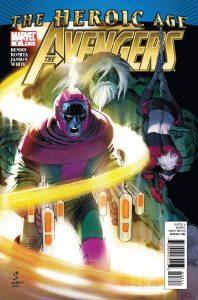 Avengers #3 (2010)