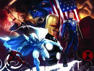 Secret Avengers #3 (2010)