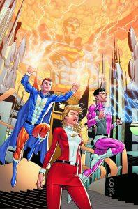 Adventure Comics #516 (2010)